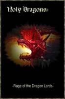 Обложка кассеты Rage of the Dragonlords