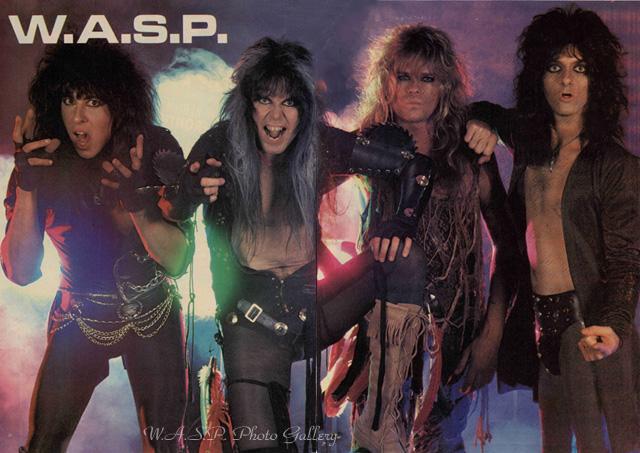 MetalHeart - W.A.S.P. Photo