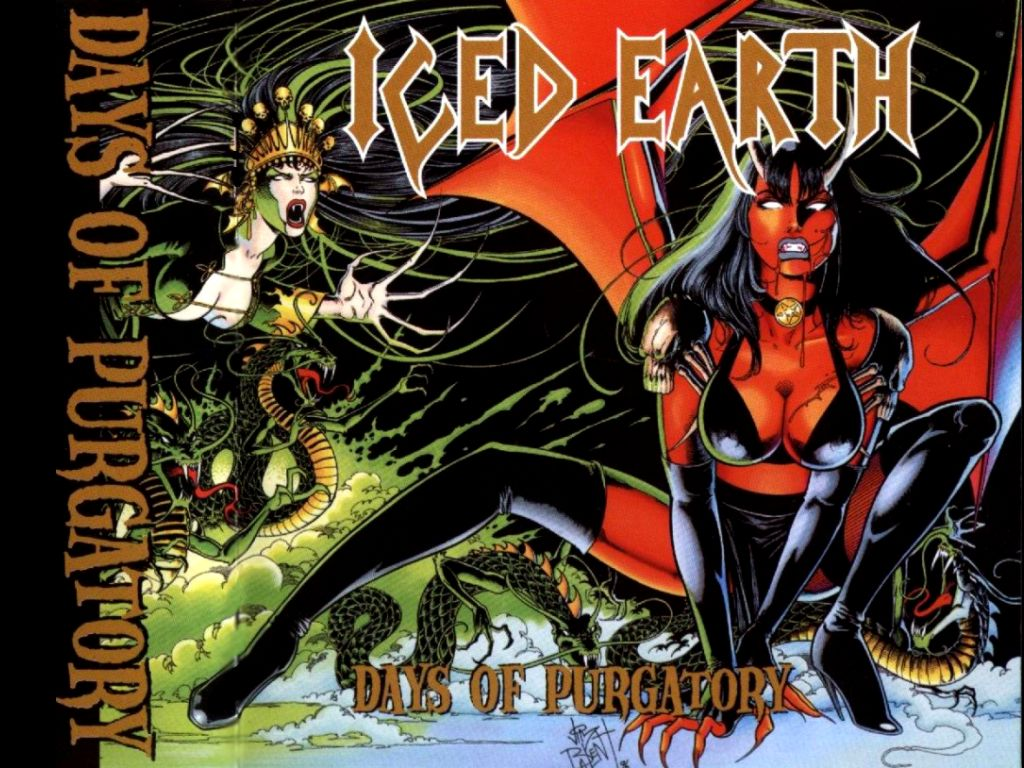 Iced Earth Discografía Completa MF