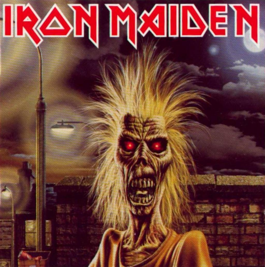 Fondos De Pantalla De Iron Maiden